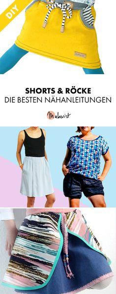 26 besten Hosen/ Shorts Bilder auf Pinterest | Kleidung nähen, Hose ...