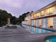 Amara Sanctuary Resort Singapore - Larkhill Terrace Infinity Lap Pool