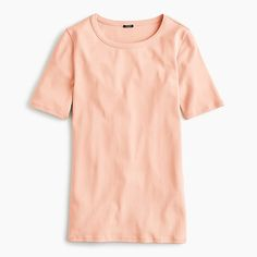 Crew for the Slim perfect T-shirt for Women. Find the best selection of Women Shirts & Tops available in-stores and online. Crew Clothing, T Shirts For Women, Clothes For Women, White Shirts, Women's Fashion Dresses, Cashmere Sweaters, Women Wear, Short Sleeve Dresses, Slim