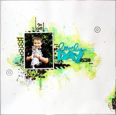 "Invitée Just Create & scrap + mon sketch #justcreateandscrap ""sketchshannon91 #layout #scrapbook #scrapbooking"