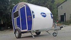 Pi2010 - Iconic 2 Berth Caravan - Pino Caravans UK