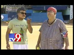 Satire on politics over A.P bifurcation - EGV - Tv9