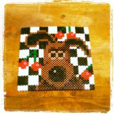 Gromit perler beads by totorosgarden