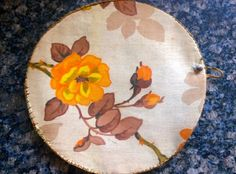 Doily Keeper- Rare Vintage Linen Item by TheBusyTipsyGipsy on Etsy