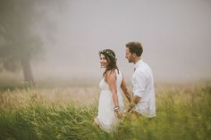 Ranch Engagement Shoot by Jason & Anna Photography. Via Engaged & Inspired