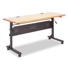 BALT Flipper Training Table Base, Flipping L-Leg, 60w x 24d x 29-1/2h, Black
