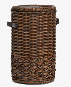 Wicker Umbrella Stand - The Basket Lady - beautiful handmade wicker & rattan baskets, furniture, and home décor