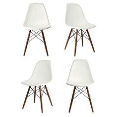 Found it at AllModern - Harrison Matte Side Chair