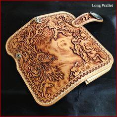 Rakuten: Three points of 017 riders wallet set carving wallet dragon cloud dragon bikies wallet long wallet- Shopping Japanese products from Japan