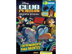 REVISTA :CLUB PENGUIN Club Penguin, Penguins, Disney, Journals, Penguin, Disney Art