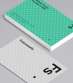 Business Cards+ designs - Future Proof