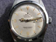 Rolex prototype dialed Explorer..