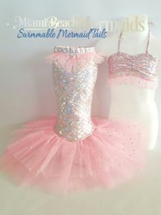 Toddler Tail Costume by Miami Beach Mermaids.com