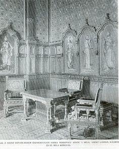 Királyi palota, Szent István-terem
