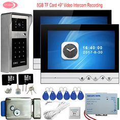 1080p Wifi Ring Doorbell Smart Wireless Bell Video Camera Intercom Home Security Nourishing The Kidneys Relieving Rheumatism Doorbell