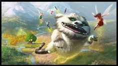 """New Concept Art & Video Clips of """"Tinker Bell and the Legend of the NeverBeast"""""""