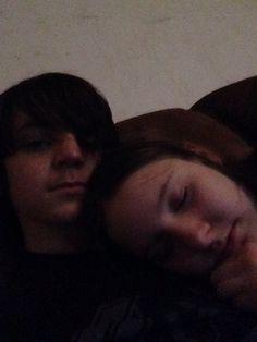 She fell asleep:)