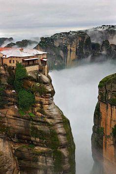 Meteora - Grecia