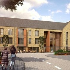 Building work will soon start on a new extra care scheme for older people in