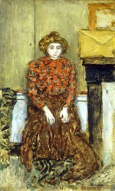 Marthe. Pierre Bonnard (1867-1947)