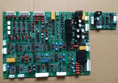 PCB of ZD5-1000 ZD5-1250 with  Three phase dc  control Synchronous transformer