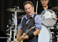 Bruce Springsteen #BruceSpringsteen #CenturylinkCenterOmaha (formerly Qwest Center) #Omaha #AskaTicket