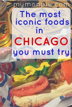 Taking inspiration from friends locals walk bys weve really taken it upon ourselves to sample Chicagos best and most iconic cuisine. Chicago Travel, Chicago City, Chicago Style, Food In Chicago, Chicago Chicago, Chicago Restaurants Best, Chicago Things To Do, Travel Baseball, Recipe Icon