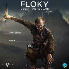 Floki, eccentrico amico e consigliere di Ragnar, è un abile costruttore di imbarcazioni. Il suo sogno è progettare una flotta di navi vichinghe in grado di affrontare il viaggio attraverso l'oceano. Guarda su TIMvision in anteprima la seconda stagione di Vikings #vikings #serietv #Ragnar #VikingsQuotes #RestInPeace #Northumbrians #Celts #Norse #serialUpDate #TIMvision #Rollo #Lagertha #TravisFimmel #katherineWinnick