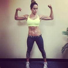 Nikki Bella @thenikkibella Sweated Mexico ou...Instagram photo | Websta (Webstagram)