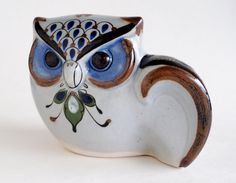 Mexican Tonala Owl by SunshineSurprises on Etsy,