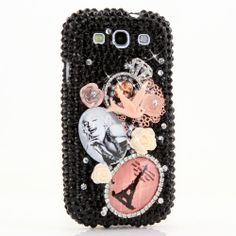 "Style 450 Bling case for all phone / device models. This Bling case can be handcrafted for Samsung Galaxy S3, S4, Note 2. The current price is $79.95 (Enter discount code: ""facebook102"" for an additional 10% off during checkout)"