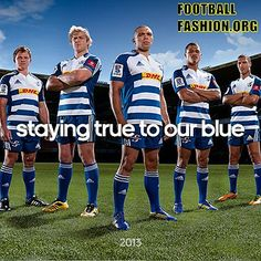 stormers-2013-rugby-jersey (5) by Football Fashion, via Flickr Super Rugby, World Rugby, Football Fashion, Sports Brands, Athletic Fashion, Team S, New Look, Adidas, Afrikaans
