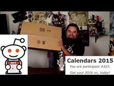 redditgifts excahnge - Calendars 2015