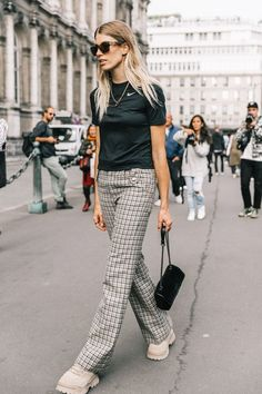 Street Style #PFW / Día 2 Foto: ©️️ Diego Anciano / @collagevintage2