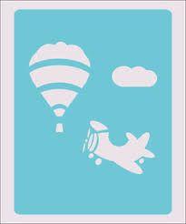 """Képtalálat a következőre: """"airplane stencil"""""""