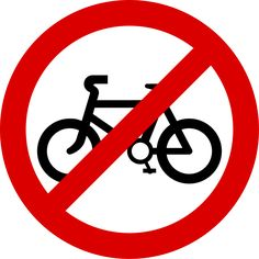 File:Singapore Road Signs - Regulatory Sign - No Cycles.svg ...