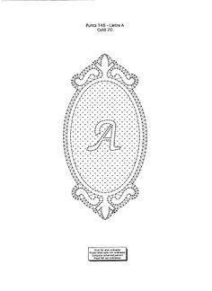Alphabet, Bobbin Lace, Projects To Try, Letters, Album, Archive, Lace, Monograms, Bobbin Lace Patterns