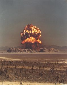 Nuclear Explosions - I am become Death | triggerpit.com Nuclear Test, Bomba Nuclear, Nuclear Bomb, Nuclear Energy, World War, Fallout New Vegas, Fallout 3, Nuclear Apocalypse, Karma