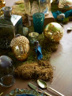 Enchanted Table Style by Brittany Watson Jepsen | west elm #HolidayPinParty