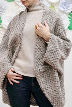 womens sweaters – Gardening Tips Batwing Cardigan, Oversized Cardigan, Wool Cardigan, Thick Sweaters, Winter Sweaters, Sweaters For Women, Pula, Knitted Coat, Sweaters And Leggings