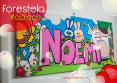 Una delle Forestele per #bambini fatta a ottobre!