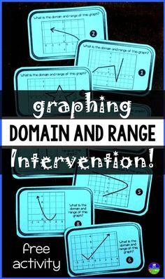 Domain and Range Intervention!