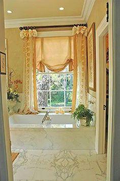 Bathroom Window Curtains Most Complete Of Bathroom Design Ideas Bathroom Window Treatments Bathroom Window Curtains, Bathroom Window Treatments, Bathroom Windows, Custom Window Treatments, Shower Window, Bath Window, Beautiful Bathrooms, Modern Bathroom, Master Bathroom