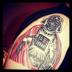 http://conquertraviss.tumblr.com/  May the 4th be with you always!  start of a sleeve