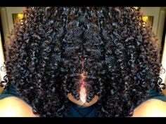 The Mane Objective: How To Get Perfectly Defined Curls WITHOUT Shingling or a Denman Brush