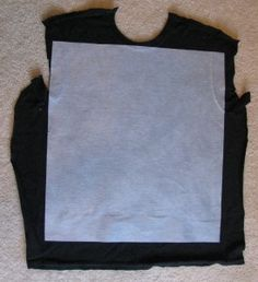 DIY Basic T-SHIRT QUILT Tutorial- Part 1 - Totally Stitchin - step by step pictures.
