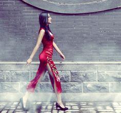 Qipao - Chinese dress