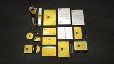 Branding Identity Stationary Mock up by yuq229 on Creative Market