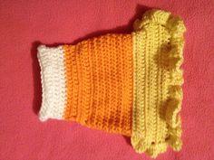 Xs Candy Corn Costume | Free Pattern
