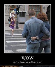 That Man is a keeper by letting her read while he does all the walking I would be in love!